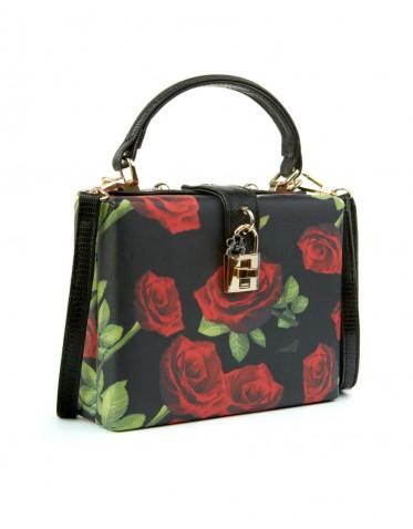 Bolso Romance Flores